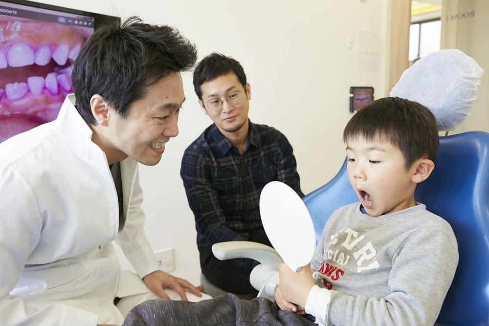 予防歯科への想い