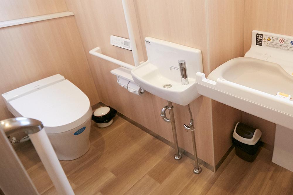 女性専用WC